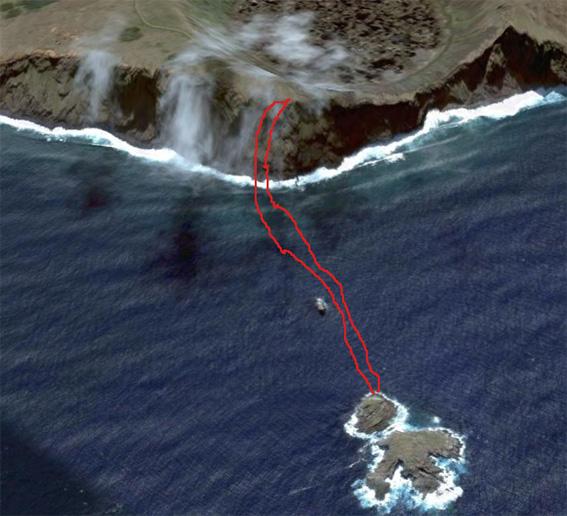 veľkonočný ostrov - foto Google